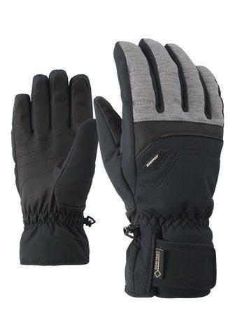 ZIENER Перчатки »GLYN GTX(R)+Gore warm&...