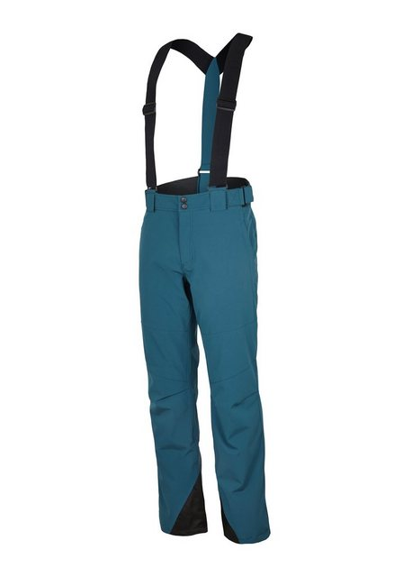 Ziener Funktionshose »TELMO« | Sportbekleidung > Sporthosen | Blau | Ziener
