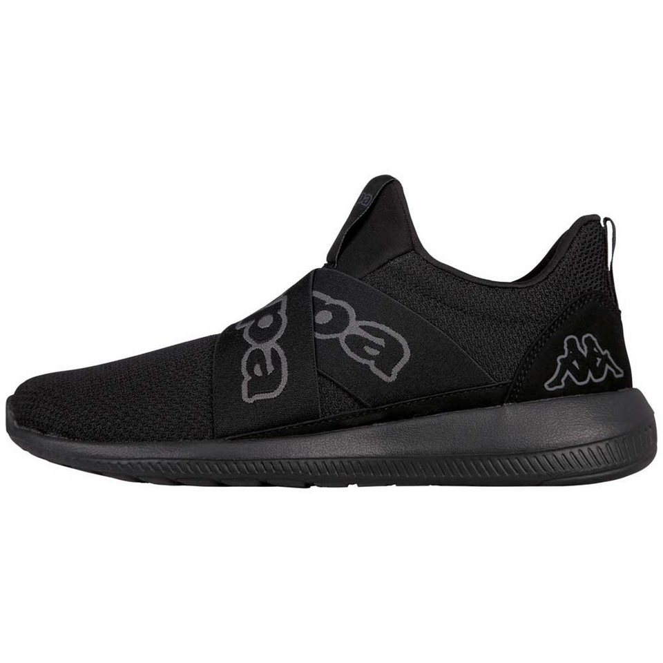 Kappa »FASTER II XL« Sneaker mit breiten 7fda64c9fd