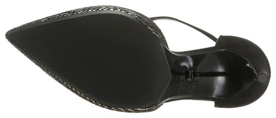 High Spitzer heel pumps London Form »dixey« In Dune PqaEgE