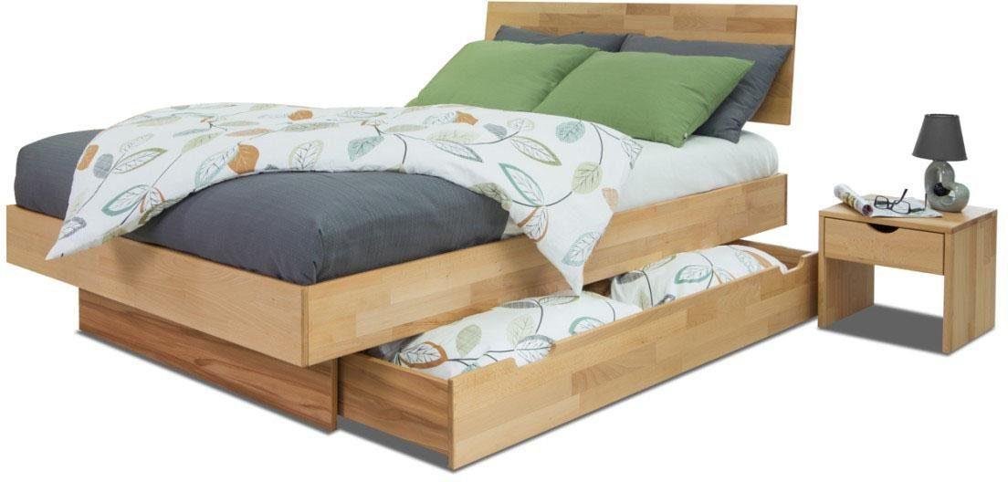 Schwarz-Weiß-Betten für Jugendliche