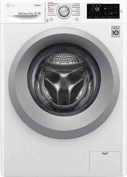 LG Waschmaschine F14WM7KS1, 7 kg, 1400 U/Min