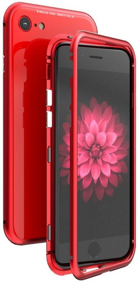 Taschen, Hüllen - PEDEA Handytasche »Magnet Case inkl. Glasschutz für iPhone X«  - Onlineshop OTTO