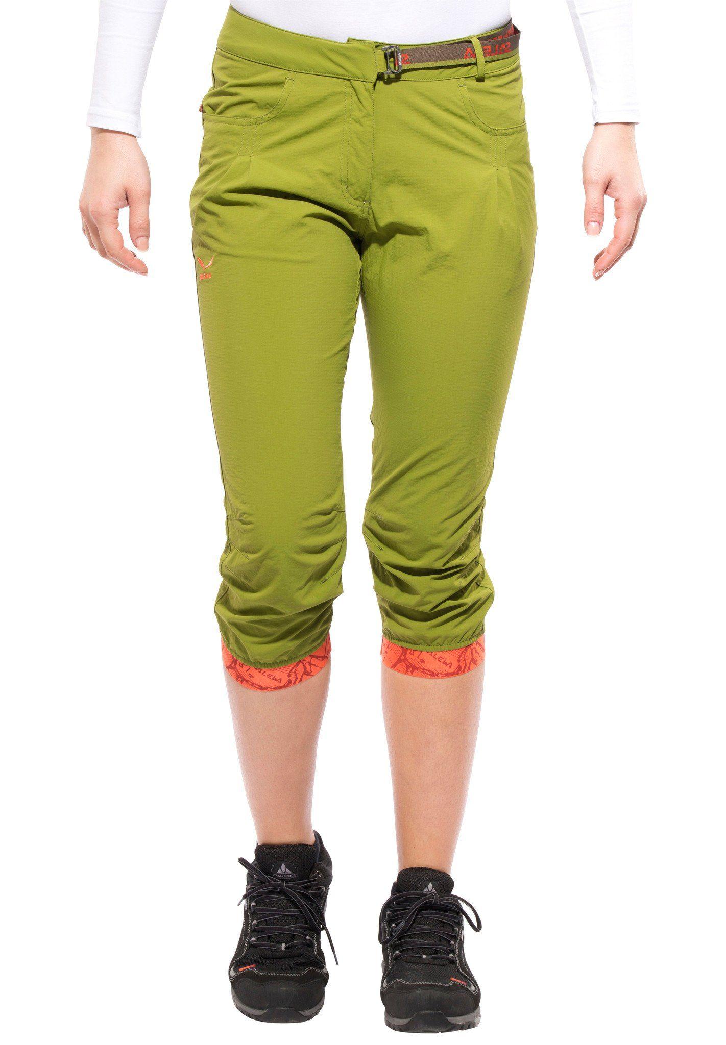 Salewa Hose »Rhytmo Dry 3/4 Pant Women«