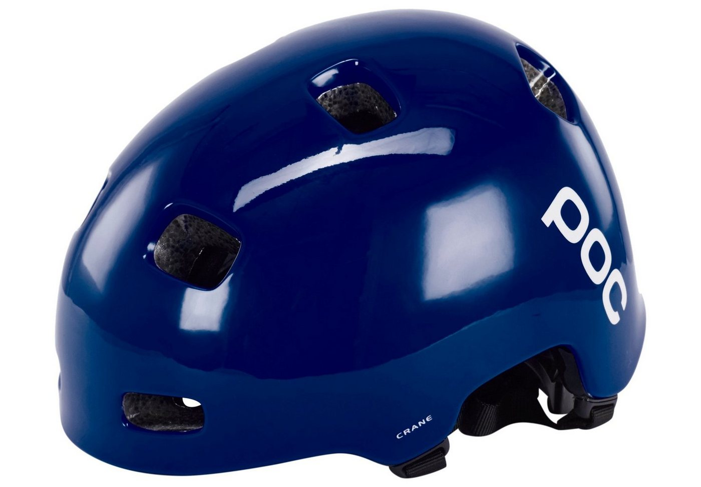 POC - Crane Pure - Radhelm Gr XS/S blau/grau