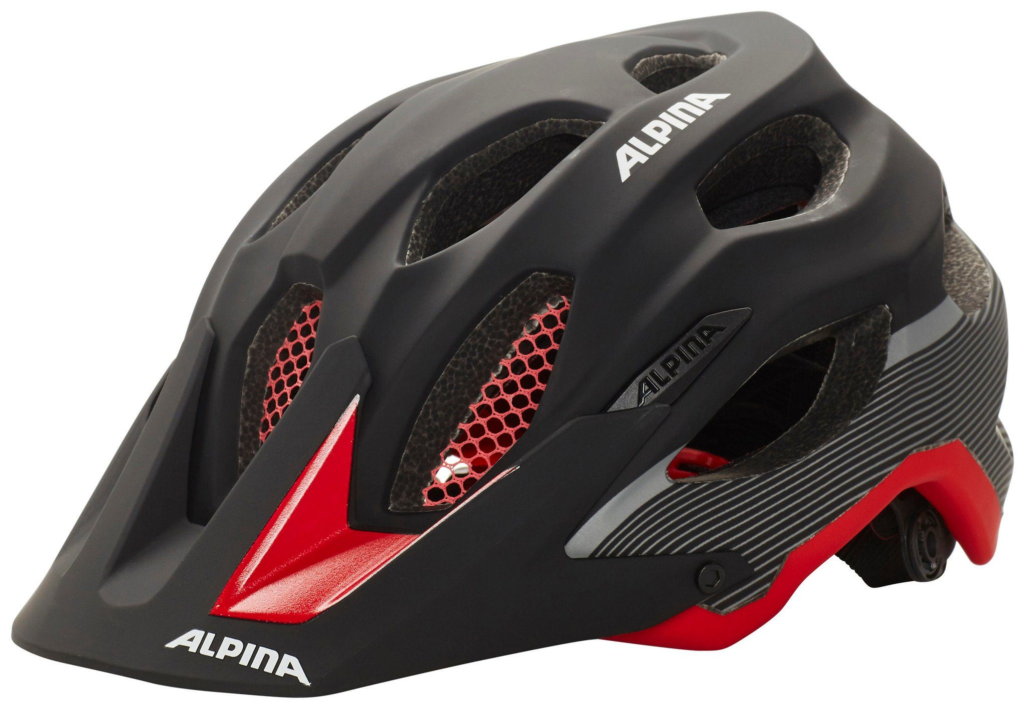 Alpina Fahrradhelm »Carapax Helmet«
