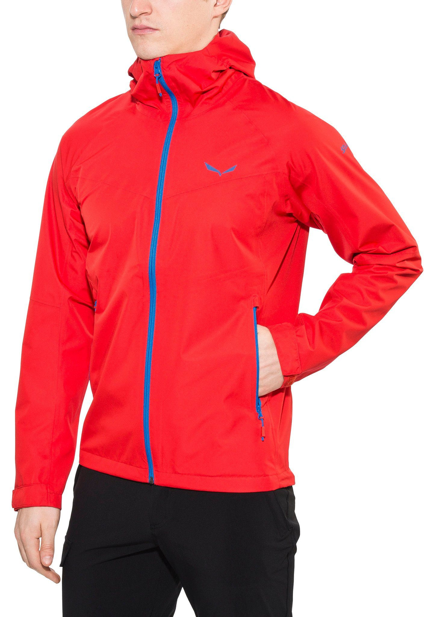 Salewa Outdoorjacke »Puez Jacket Men (Aqua 3) PTX«