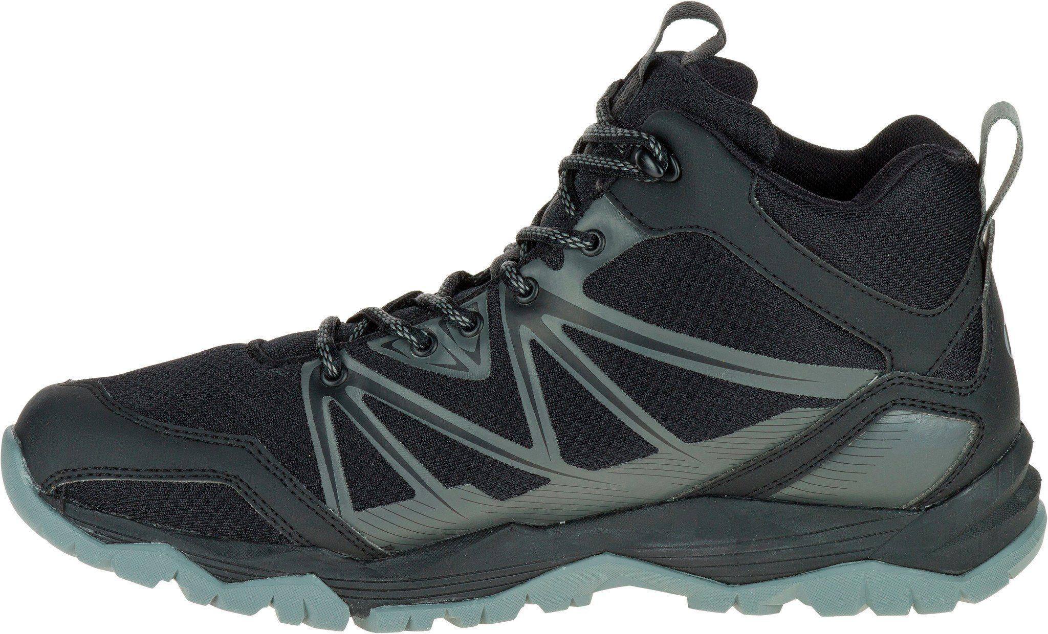 Merrell Kletterschuh »Capra Rise Mid Waterproof Shoes Men«