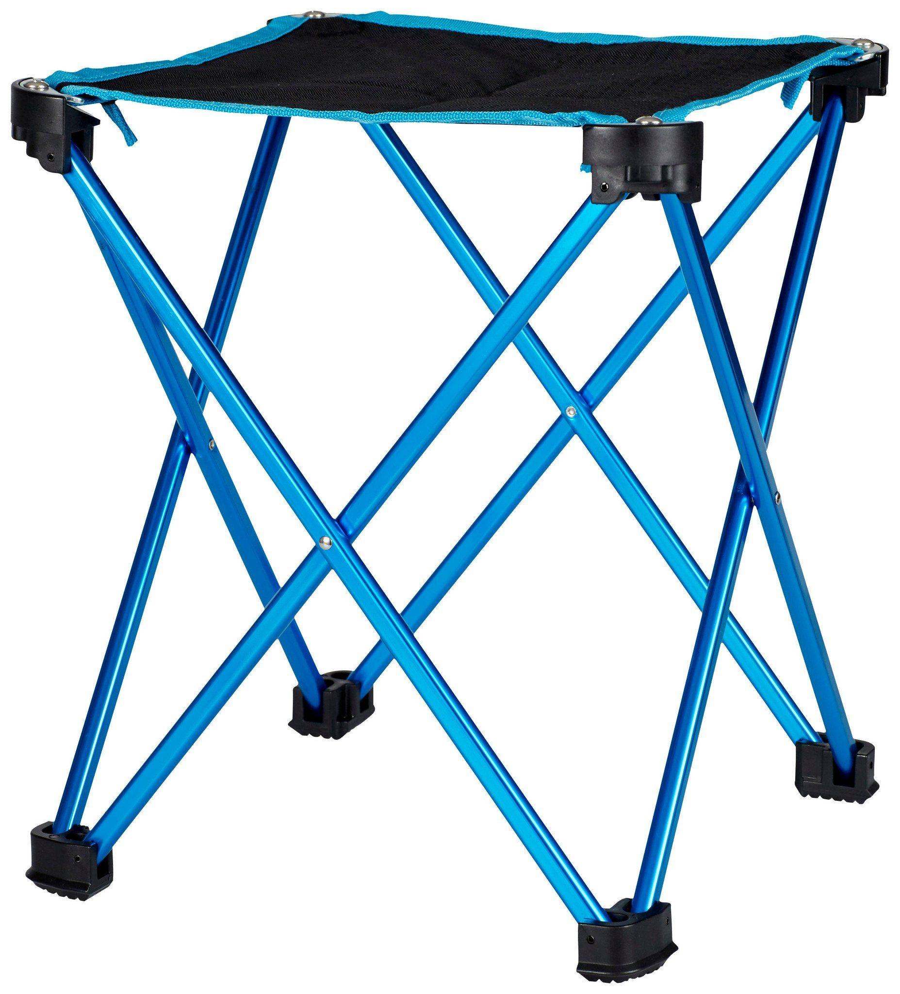 CAMPZ Camping-Stuhl »Falthocker Ultraleicht L«
