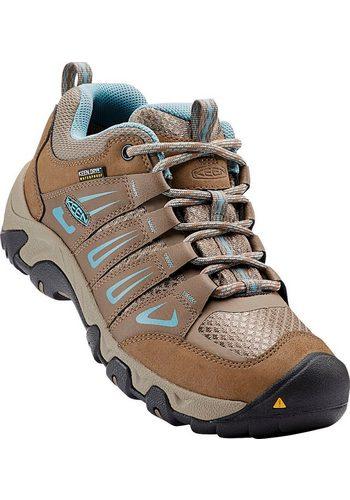 Damen Keen Freizeitschuh Oakridge WP Shoes Women braun   00887194887095