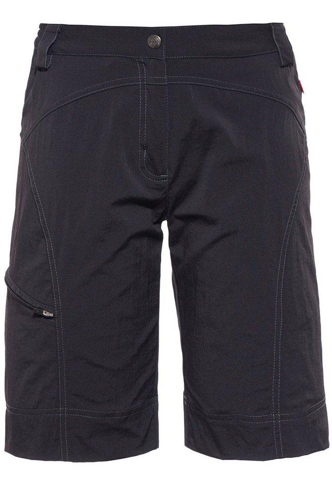 l ffler hose comfort csl bike shorts damen schwarz. Black Bedroom Furniture Sets. Home Design Ideas