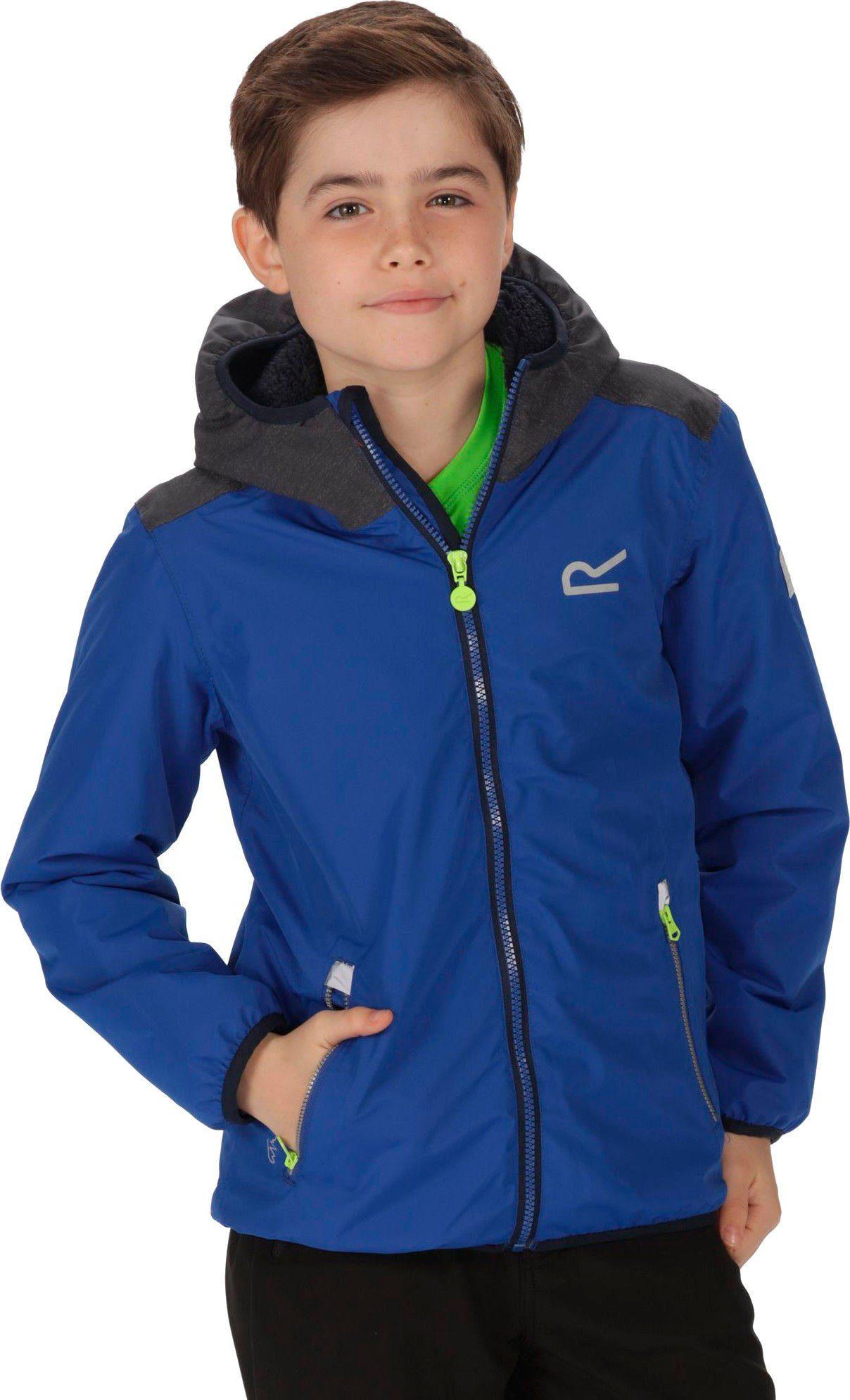 Regatta Outdoorjacke »Volcanics Waterproof Jacket Kids«
