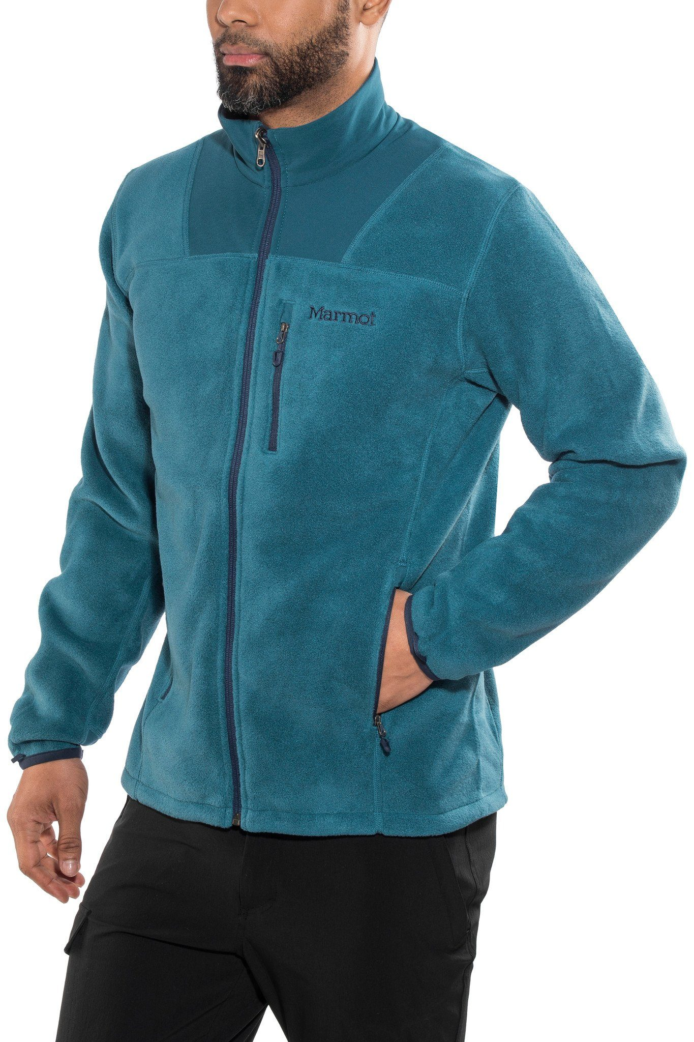 Marmot Outdoorjacke »Bryson Fleece Jacket Men«