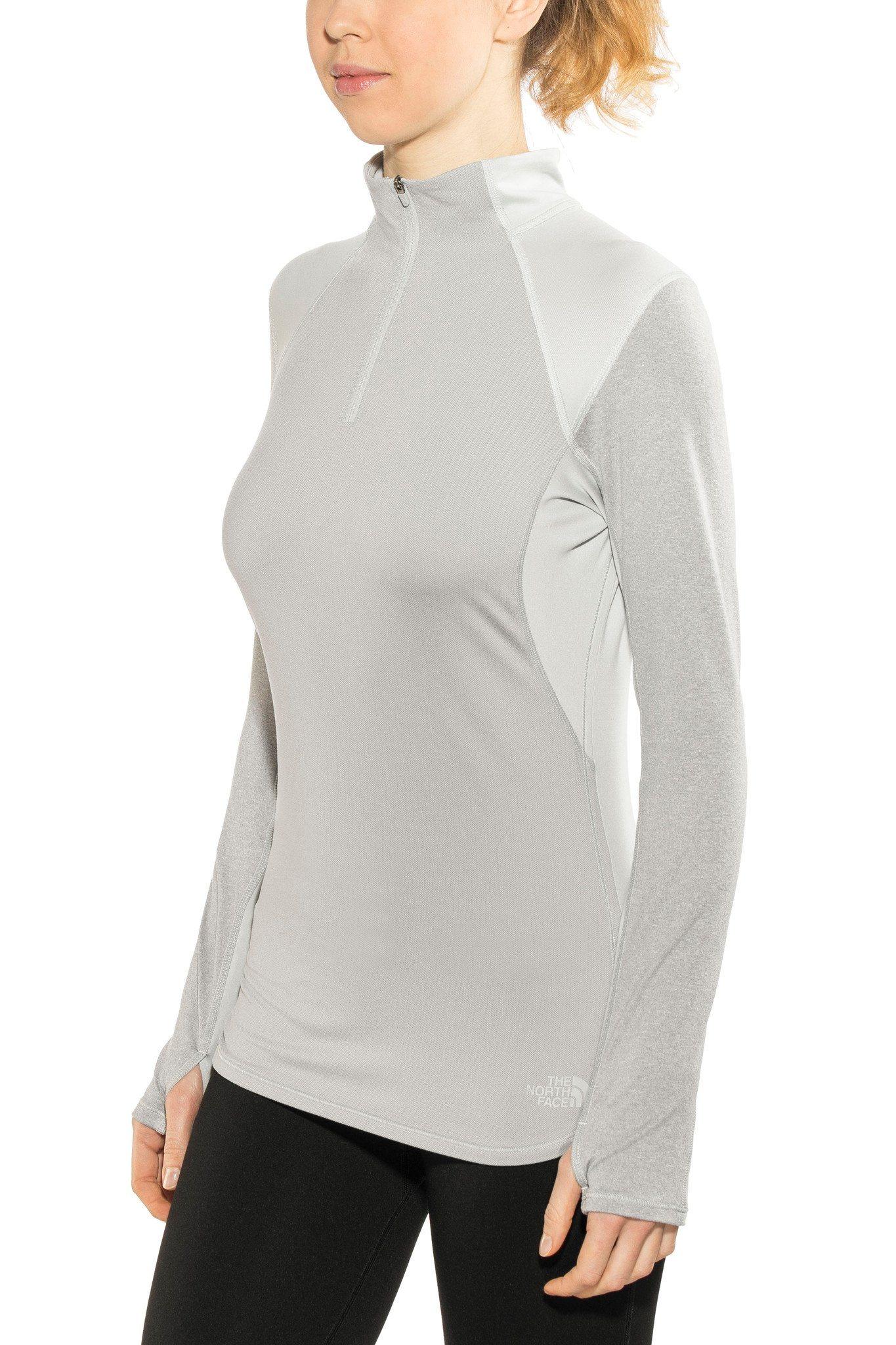 The North Face Sweatshirt »Motivation 1/4 Zip L/S Shirt Women«