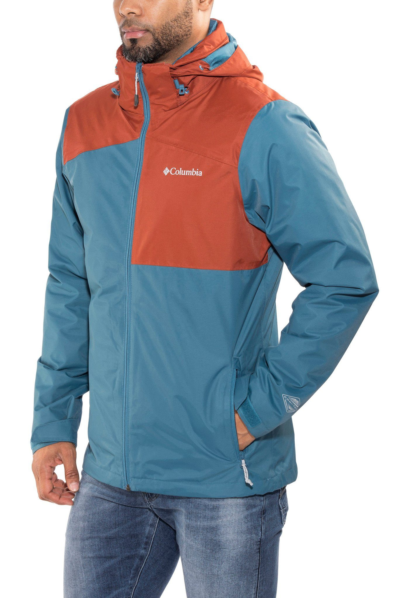 Columbia Outdoorjacke »Aravis Expl**** Interchange Jacket Men«