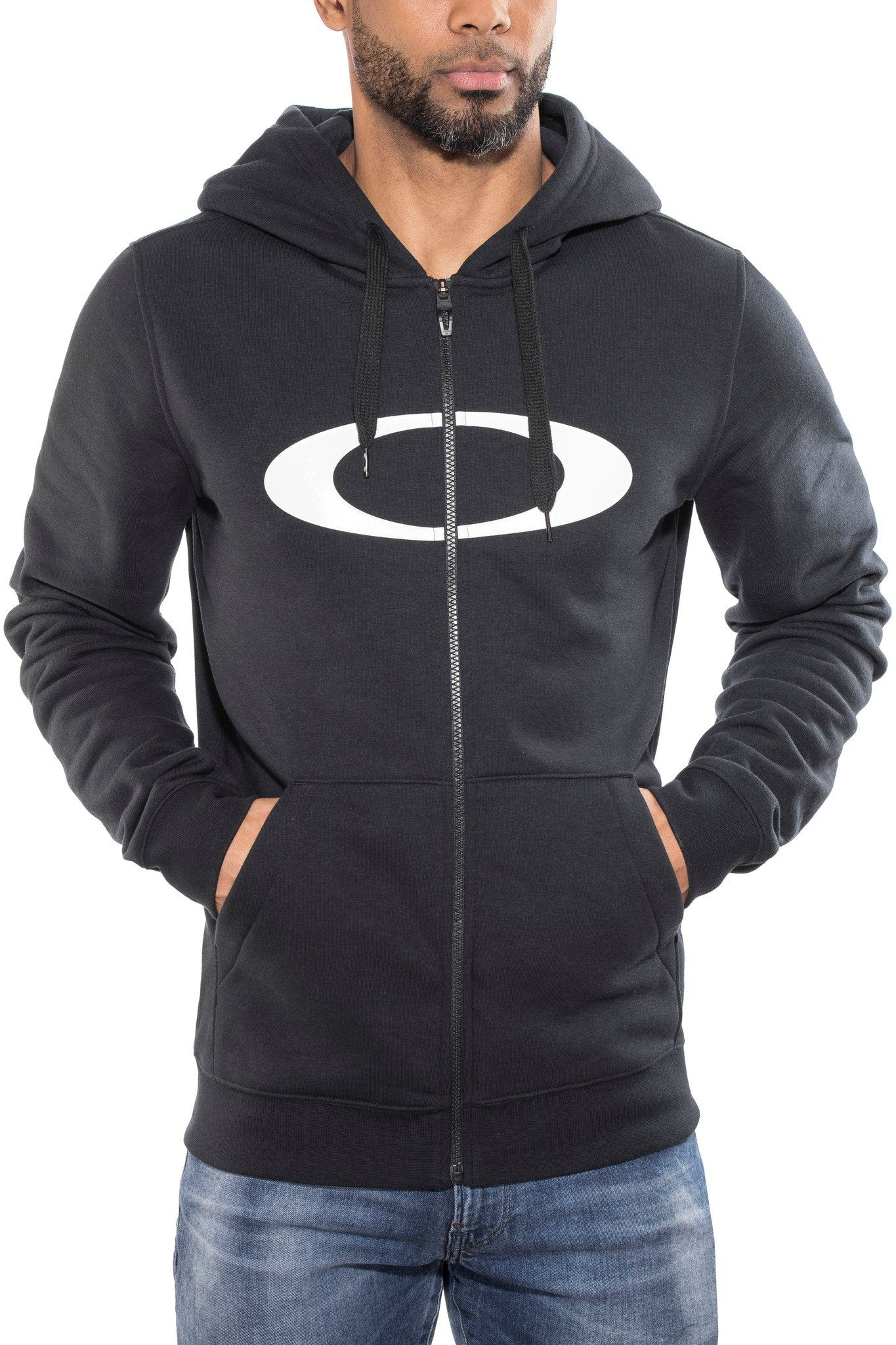 Oakley Pullover »DWR Ellipse Full Zip Sweatshirt Men«