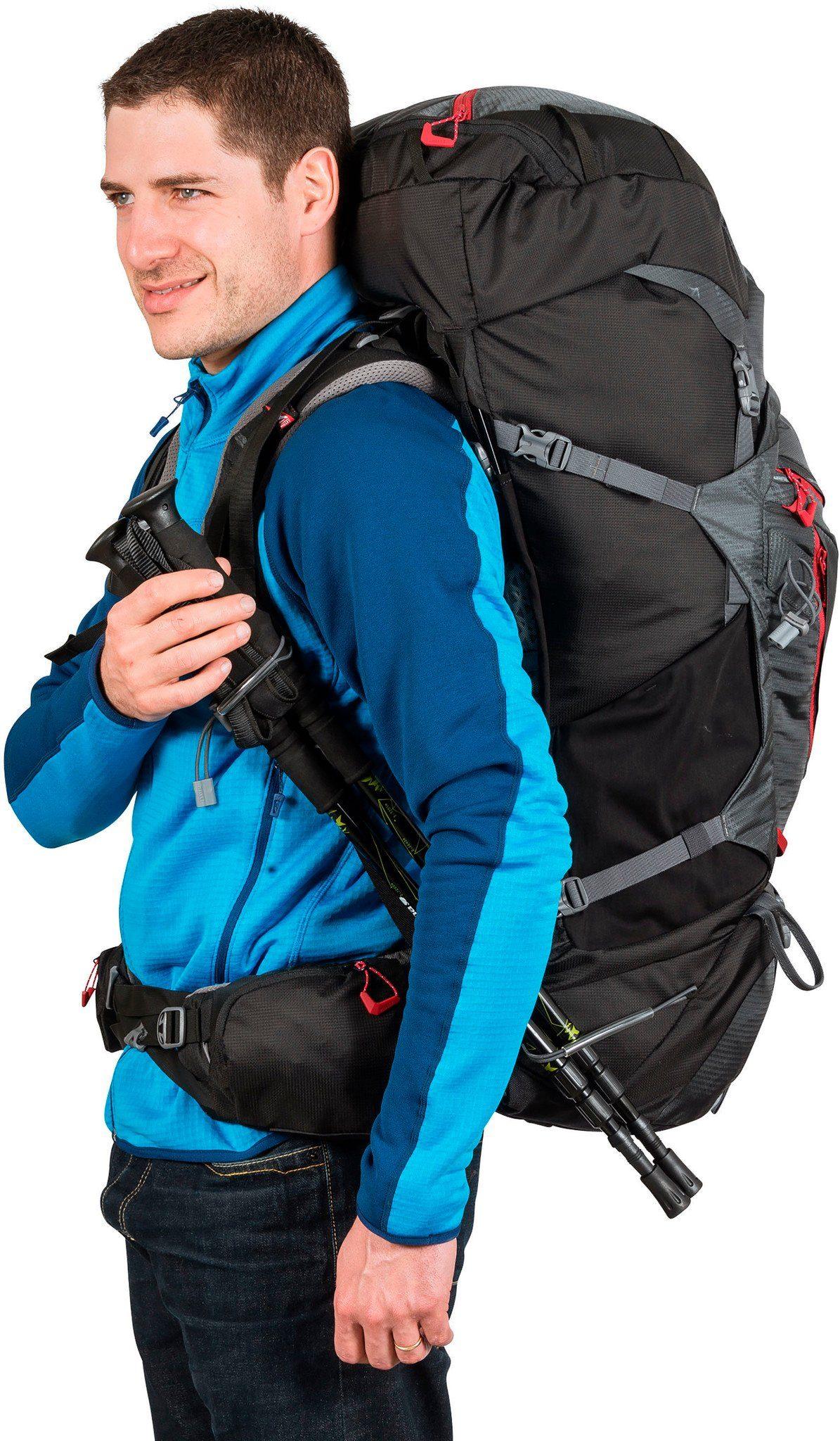 Millet Wanderrucksack »Mount Shasta 65+10 Backpack«