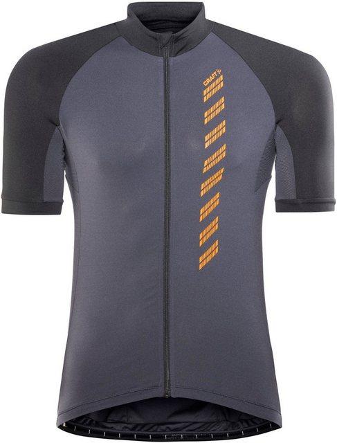 Herren Craft T-Shirt Velo 2.0 Jersey Men blau | 07318572827684
