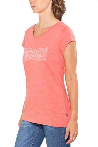 Fjällräven T-Shirt »Logo Stamp T-Shirt Women« 25c020d82a