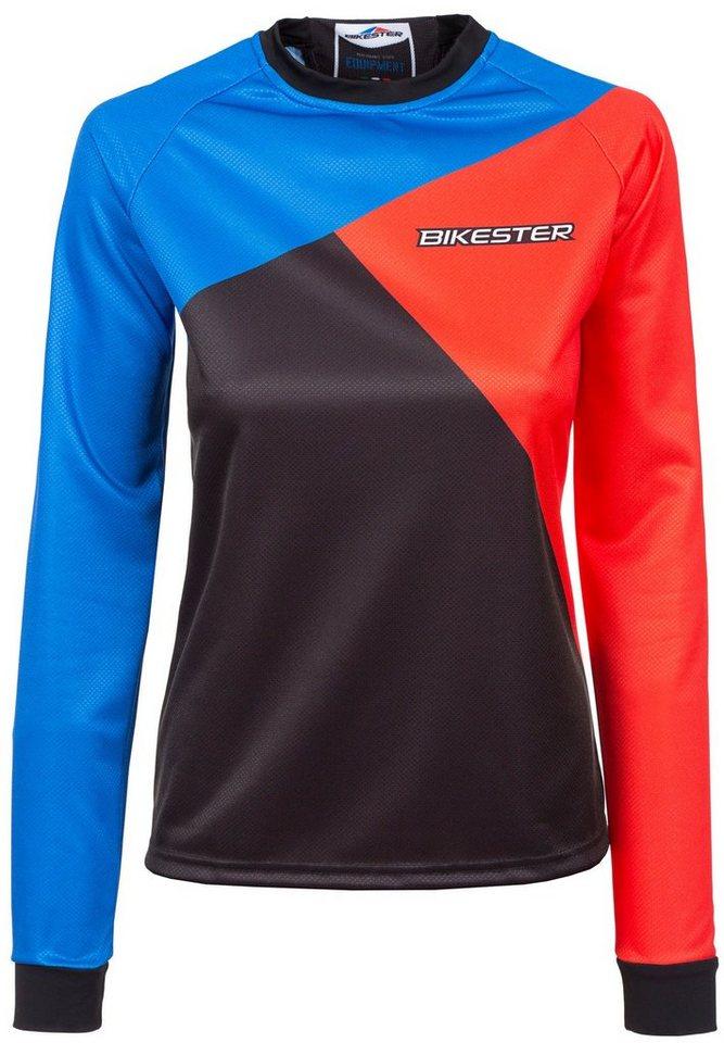Bikester Sweatshirt »Pro Gravity Jersey Women«