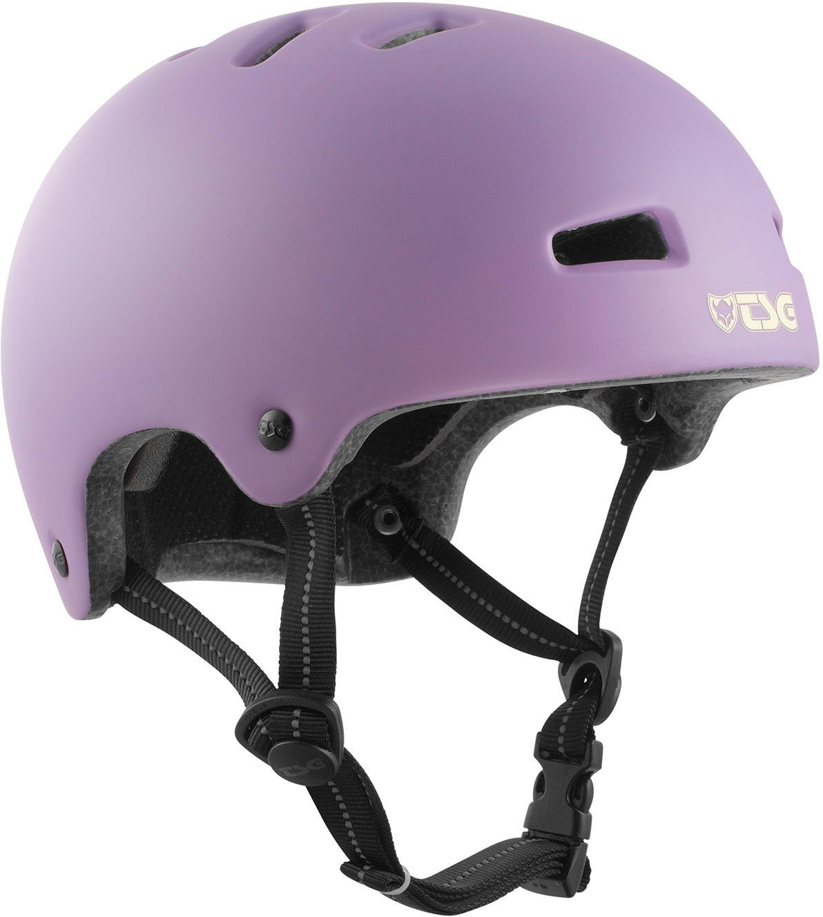 TSG Fahrradhelm »Nipper Mini Solid Color Helmet«