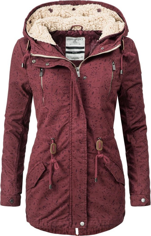 c64bcb3bccc01e Urban Surface Doppeljacke »44438« (2-tlg) stylische 2in1 ...