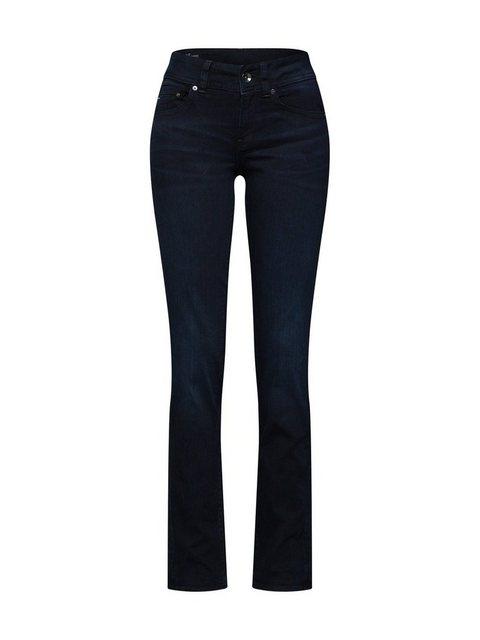 Damen G-Star RAW Slim-fit-Jeans Midge Saddle blau | 08719369906619