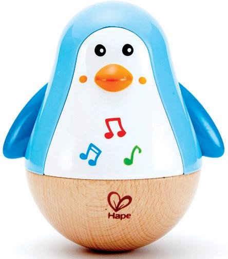 Hape Greifspielzeug »Stehauf-Pinguin«
