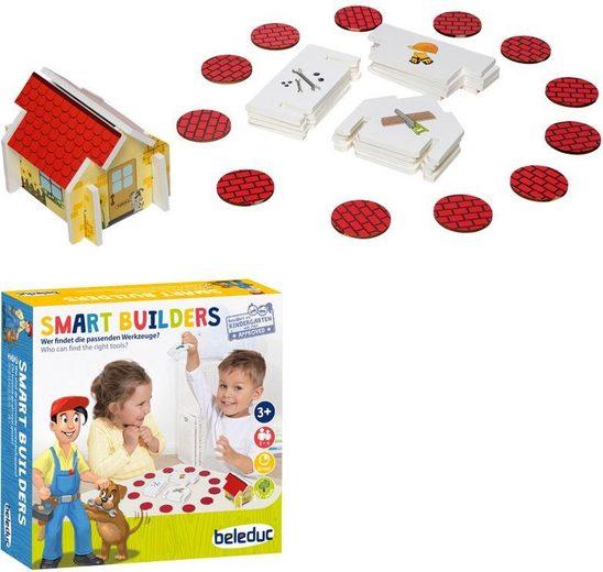 beleduc Spiel, »SMART BUILDERS«