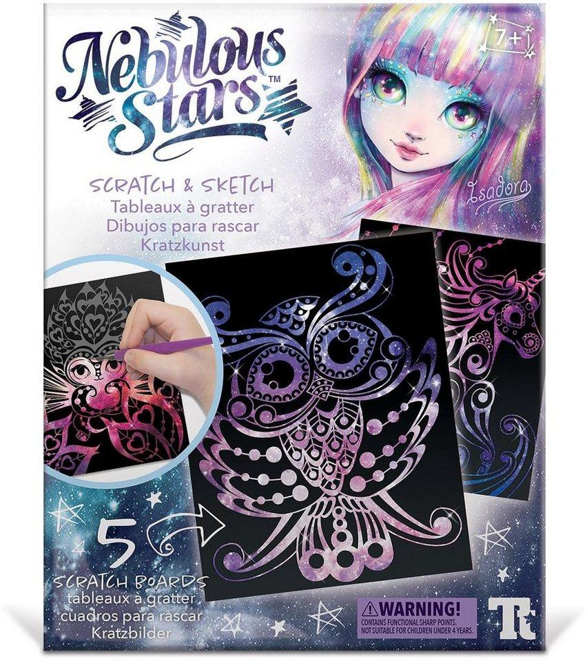 Nebulous Stars Kreativset,  Kratzkunst  kaufen