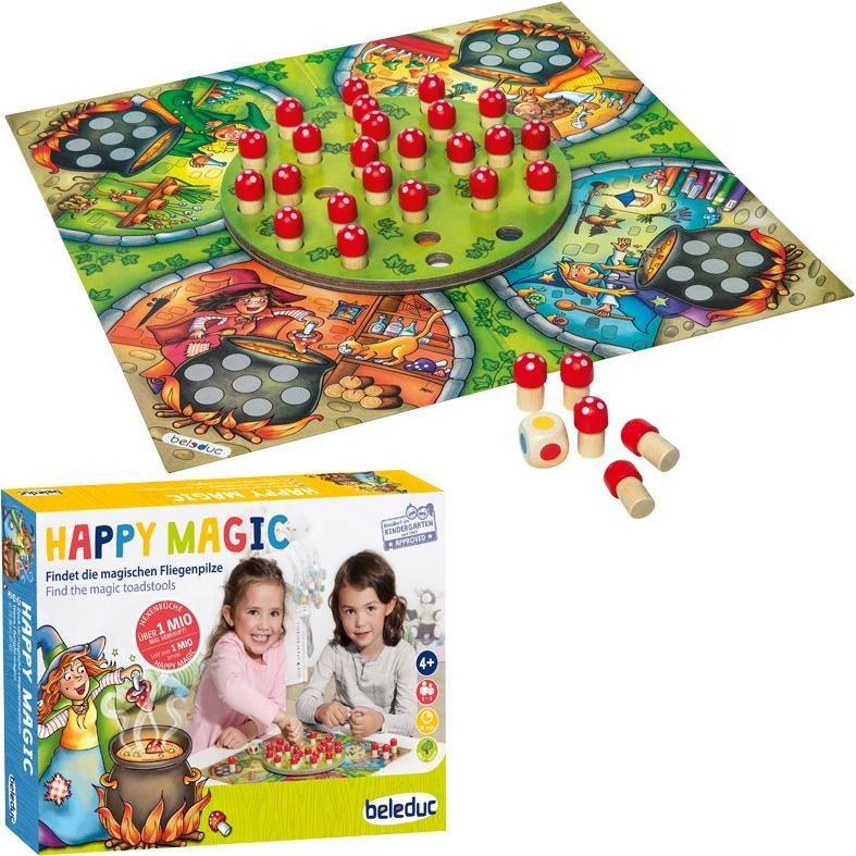 Beleduc Kinderspiel,  HAPPY MAGIC  online kaufen