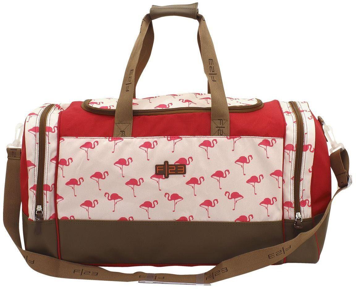 F23™ Große Reisetasche, »Flamingo«