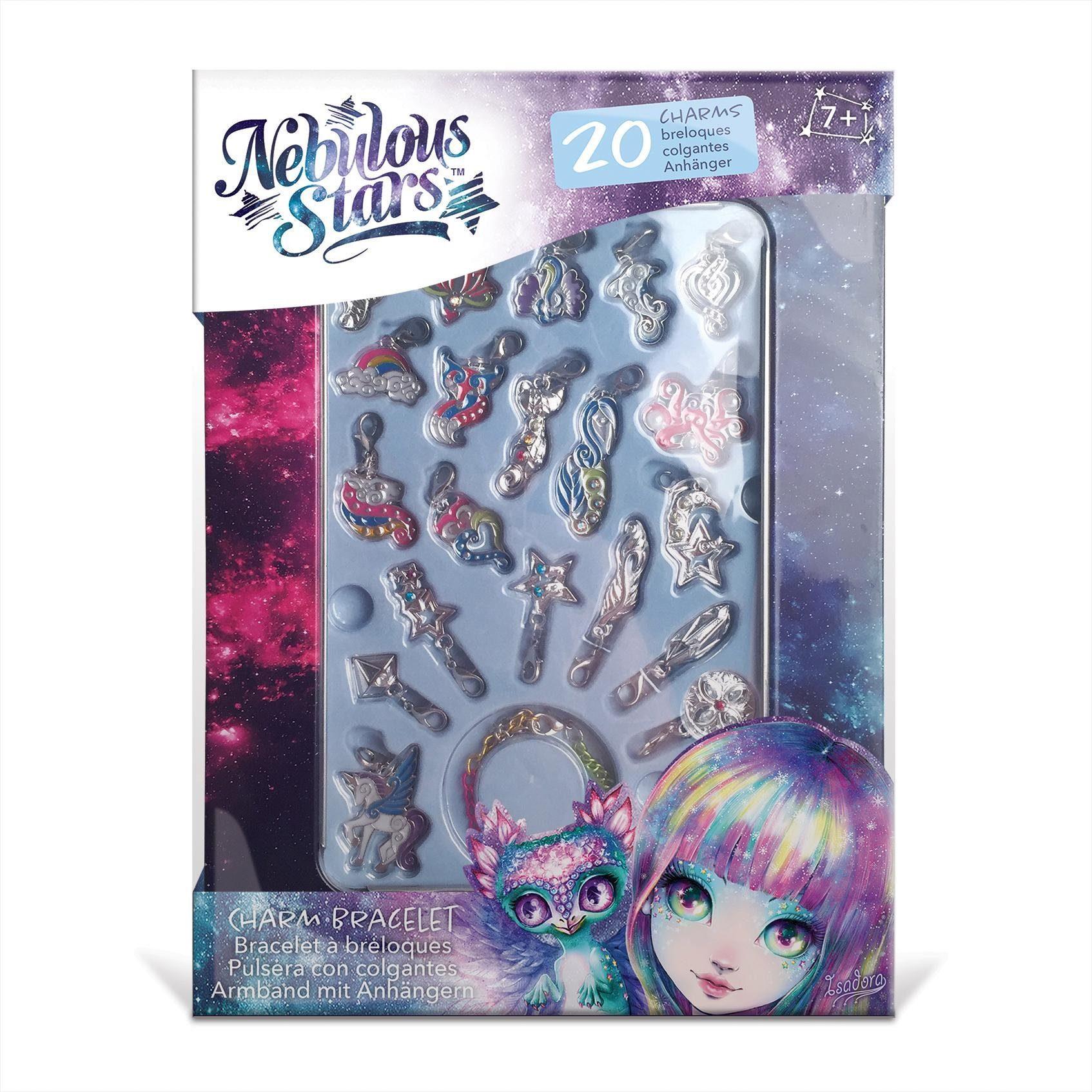 Nebulous Stars Kreativset, »Armband mit Anhängern«