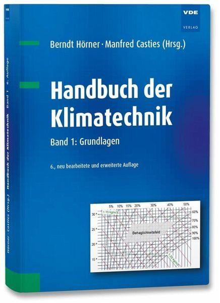 Gebundenes Buch »Handbuch der Klimatechnik 01«