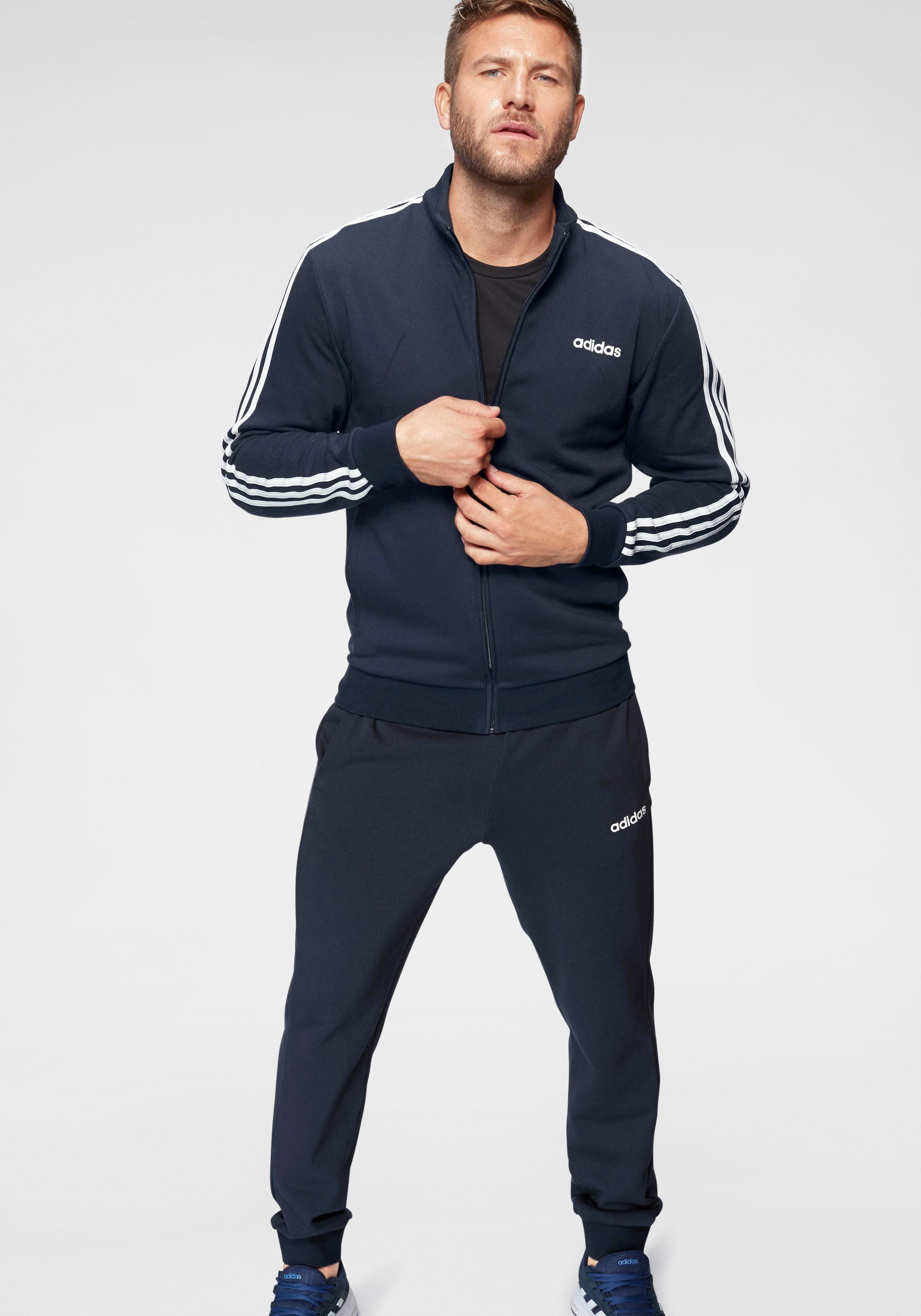 adidas Jogginganzug »MEN TRACK SUIT RELAX« (Set, 2 tlg) online kaufen | OTTO