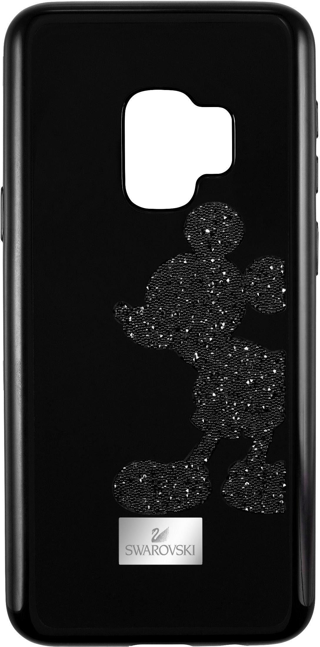 Swarovski »Mickey Body Etui mit integriertem Bumper, Samsung Galaxy S® 9, 5449138« Smartphone-Hülle Samsung Galaxy S® 9
