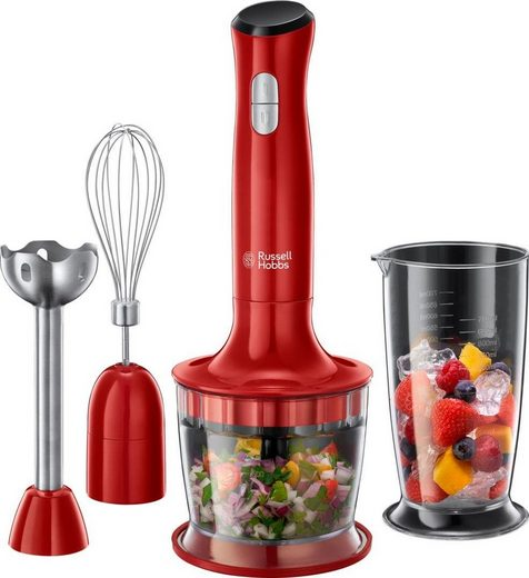 RUSSELL HOBBS Stabmixer Desire 3in1 24700-56, 500 W