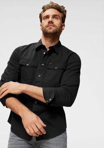 LEE ® рубашка джинсовая