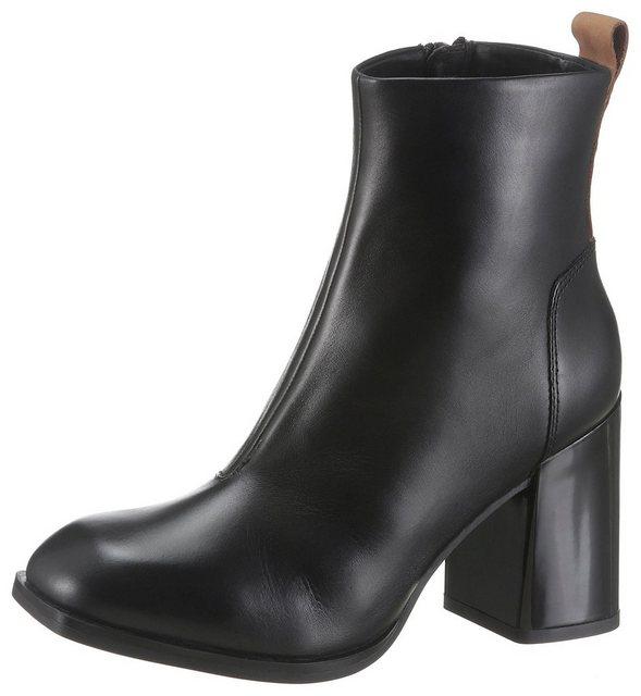 Damen G-Star RAW Gepson II Boot Stiefelette im femininen Design schwarz | 08719369895432