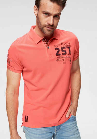 Polo-Shirt in orange online kaufen   OTTO 9bf8c47b81