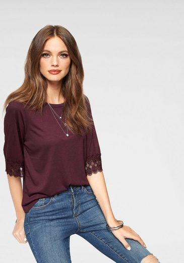 Vero Moda 3/4-Arm-Shirt »POPPY«