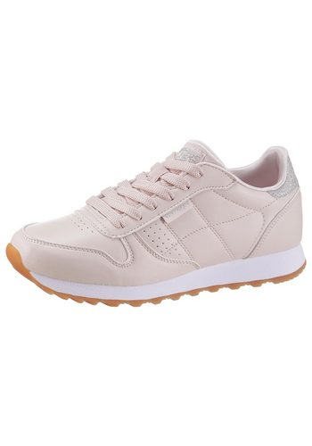Damen Skechers Old School Cool Sneaker im schlichten Design rosa | 00191665562337