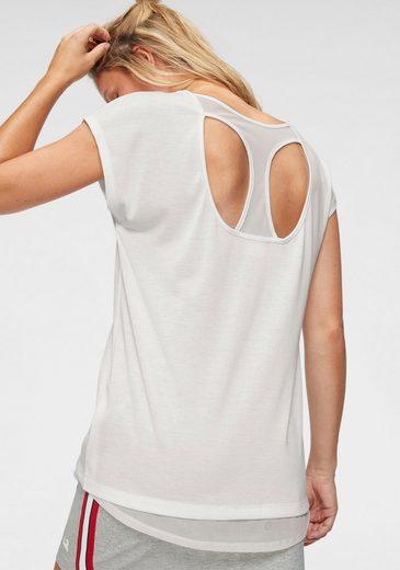 Aus Ocean Ringerrücken Sportswear Mit Mesh T shirt wSpxHA7qS