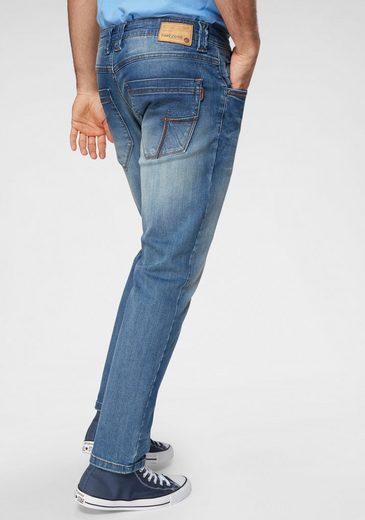 Timezone Slim fit »eduardo Zip« jeans Tz ffqrg6dwx