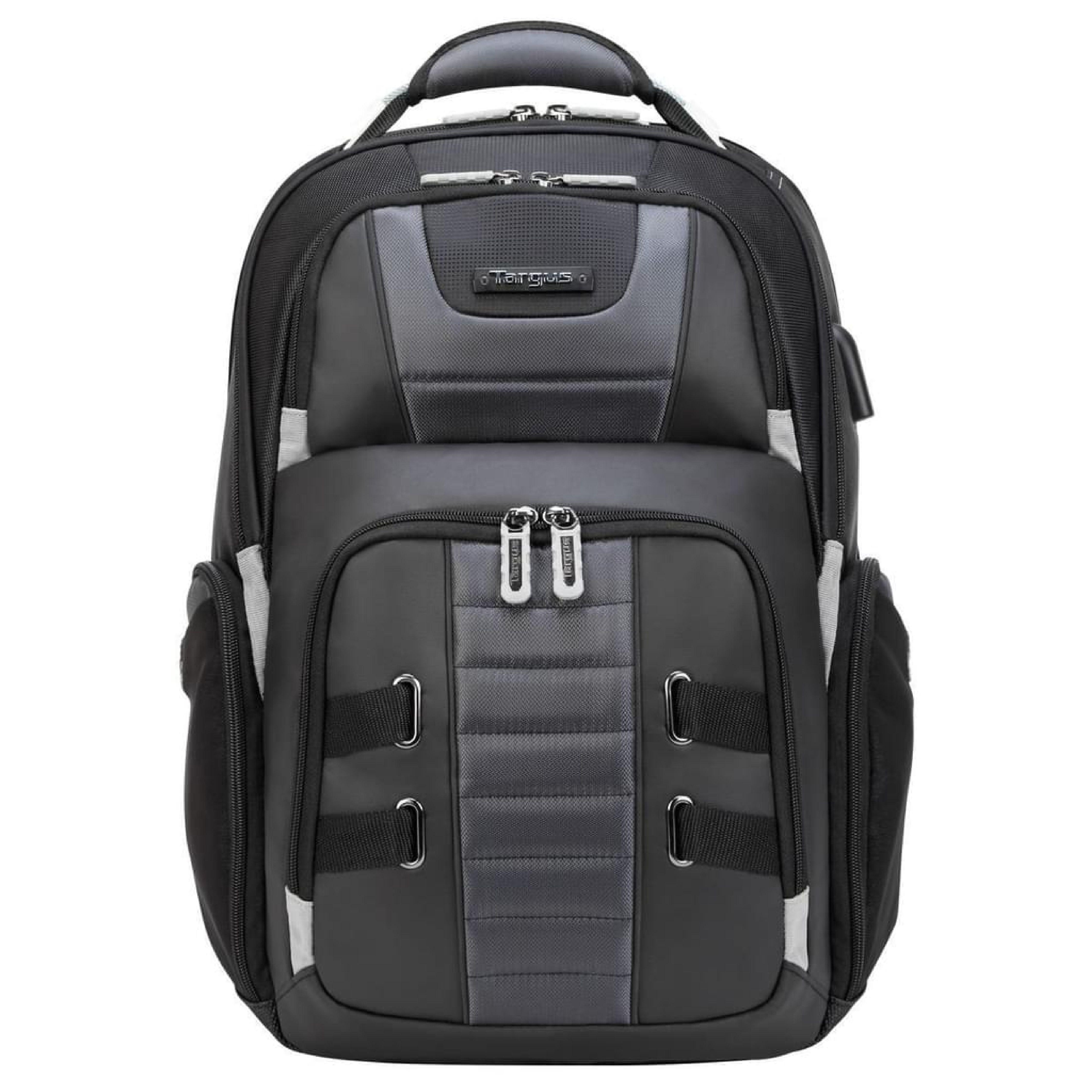 "TARGUS Targus DrifterTrek 15.6-17.3 USB Laptop Backpack »Rucksack für max 43,9 cm 17,3"" geeignet«"