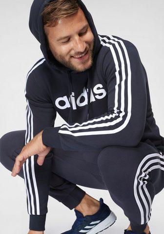 ADIDAS Sportinis megztinis su gobtuvu »ESENTI...