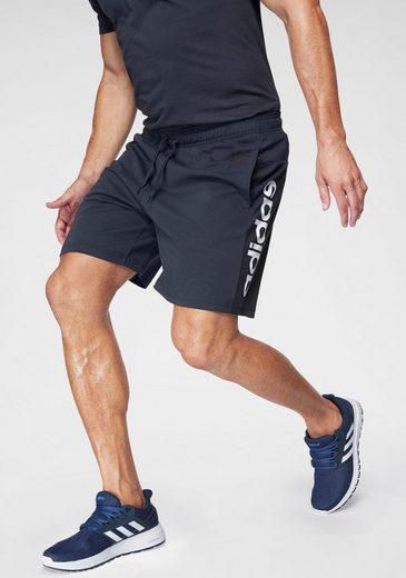 adidas Shorts »E LINEAR SHORT SINGLE JERSEY«
