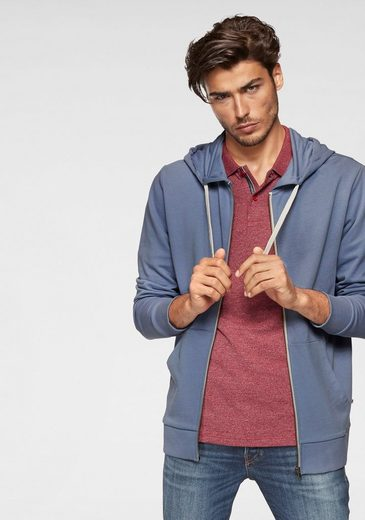 Jack & Jones Kapuzensweatjacke »HOLMEN SWEAT ZIP HOOD«
