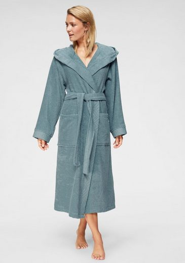 Damenbademantel »Livia«, andas, aus Bio-Baumwolle