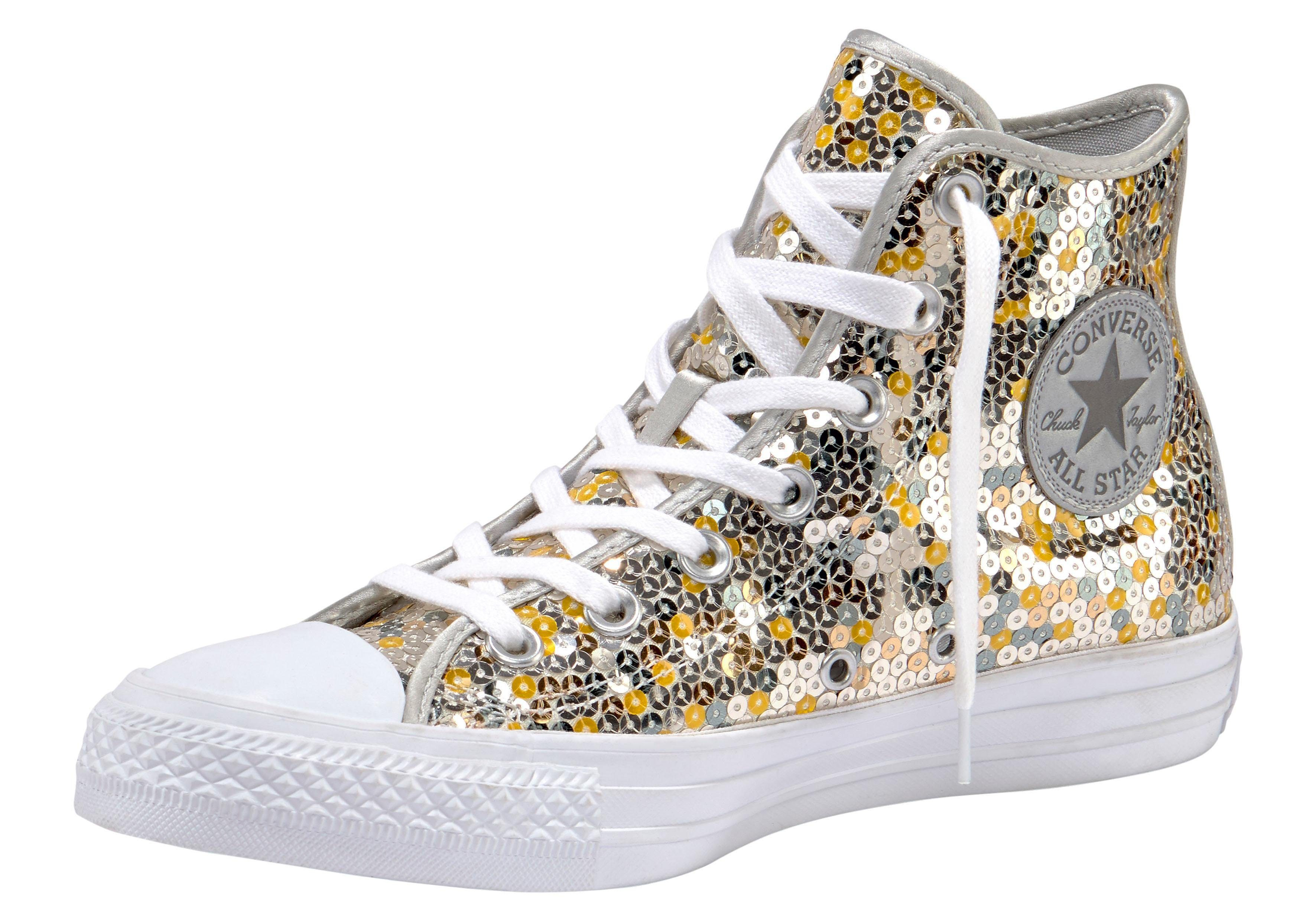 Converse »Chuck Taylor All Star Pailetten Hi« Sneaker online kaufen | OTTO